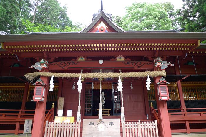 駿河の神社  富士浅間神社  21