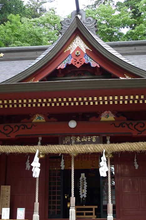 駿河の神社  富士浅間神社  23