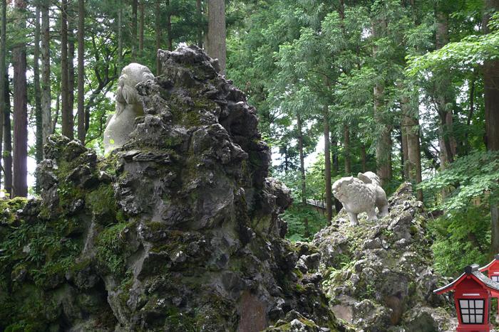 駿河の神社  富士浅間神社  28