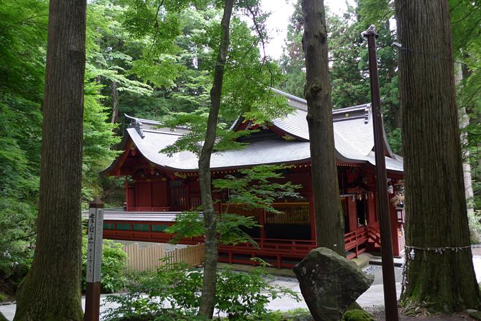 駿河の神社  富士浅間神社  27