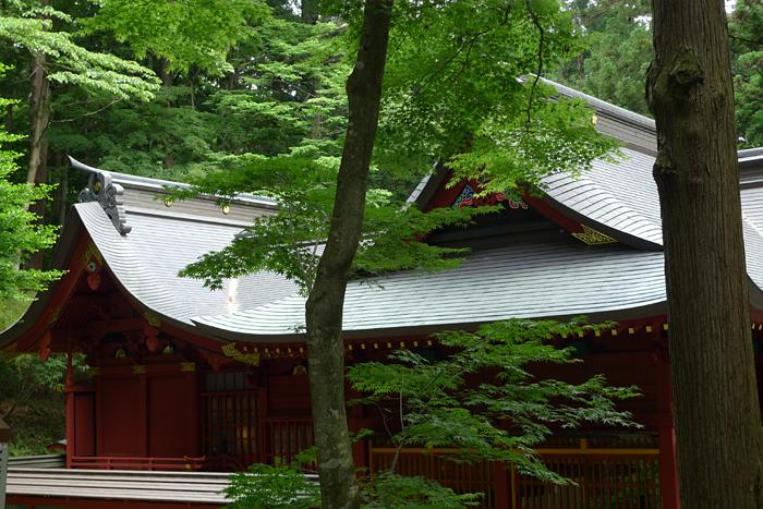駿河の神社  富士浅間神社  29