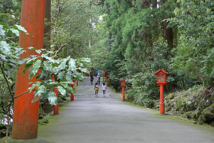 相模の神社  箱根神社  4