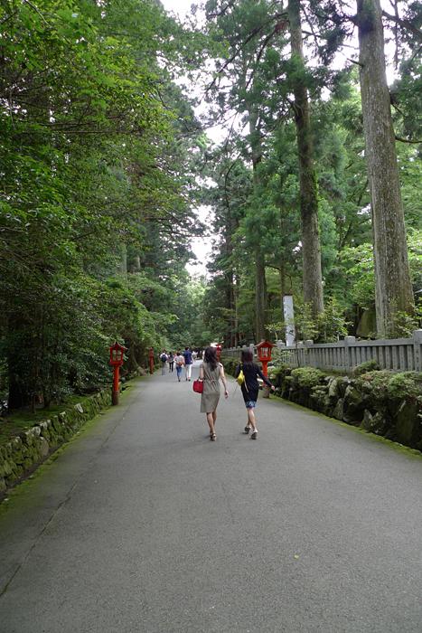相模の神社  箱根神社  7