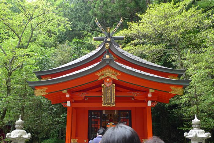 相模の神社  箱根神社  9