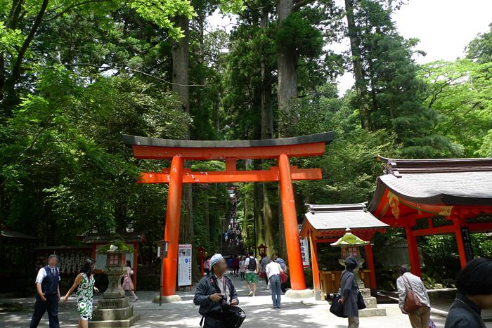 相模の神社  箱根神社  11