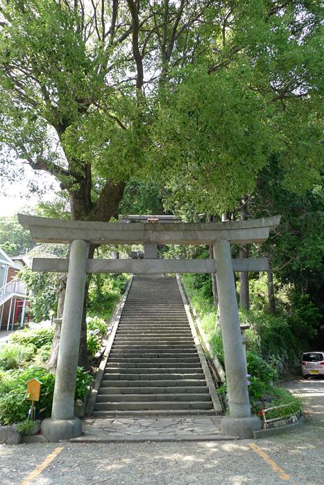 相模の神社  伊豆山神社  1