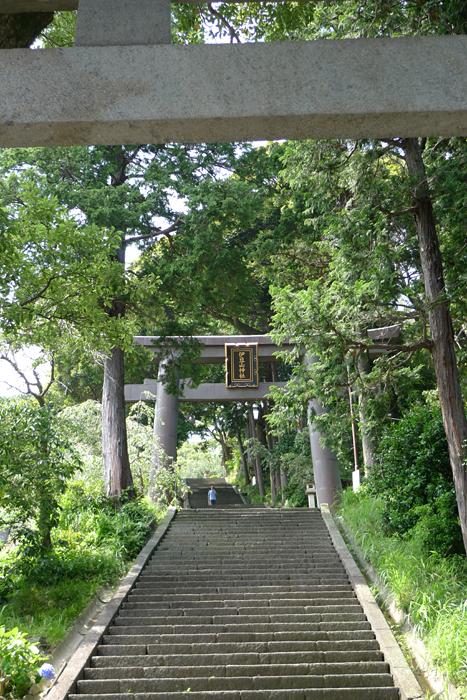 相模の神社  伊豆山神社  2