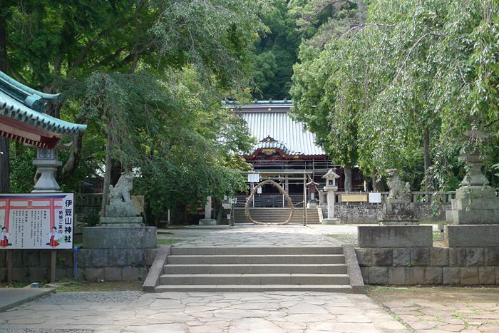 相模の神社  伊豆山神社  5