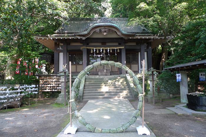 伊豆の神社  葛見神社 2