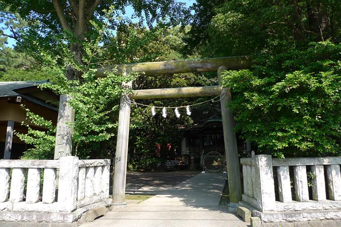 伊豆の神社  葛見神社 4