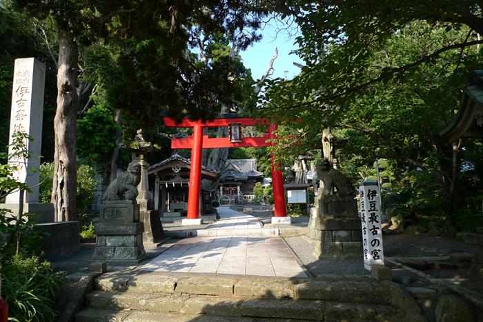 伊豆の神社  白濱神社  2