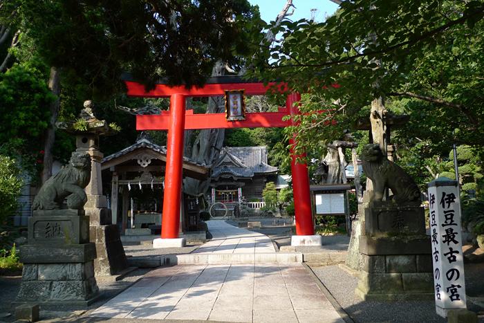 伊豆の神社  白濱神社  3