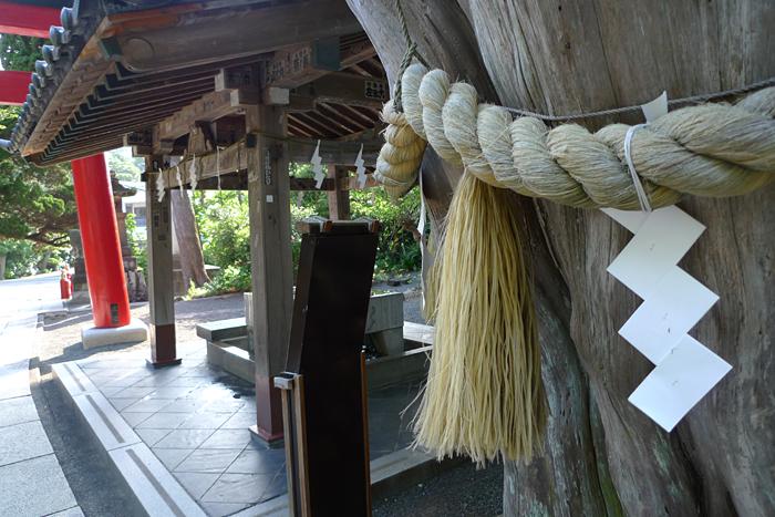 伊豆の神社  白濱神社  7