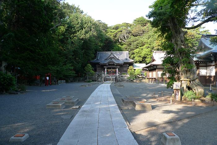 伊豆の神社  白濱神社  8
