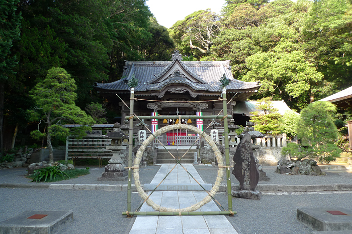 伊豆の神社  白濱神社  11