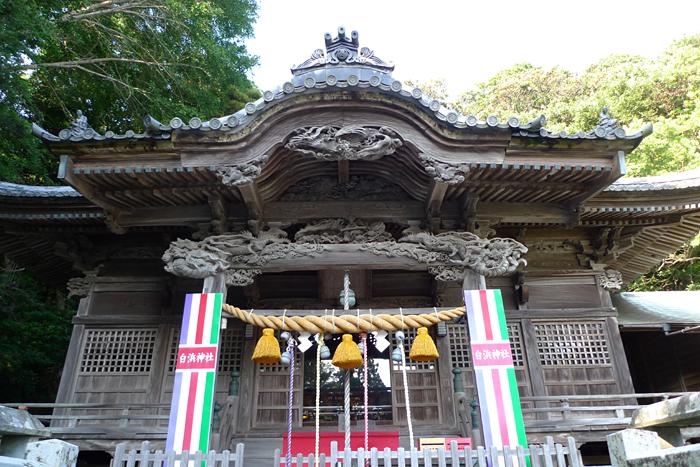 伊豆の神社  白濱神社  13