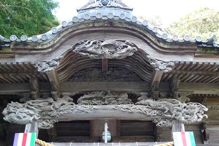伊豆の神社  白濱神社  14
