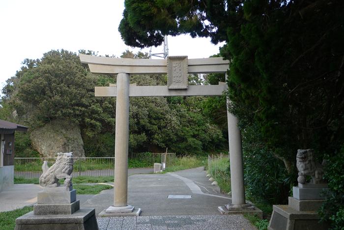 伊豆の神社  石室神社  2