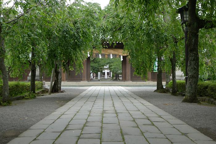駿河の神社  三島大社  3