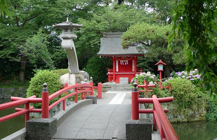 駿河の神社  三島大社  6
