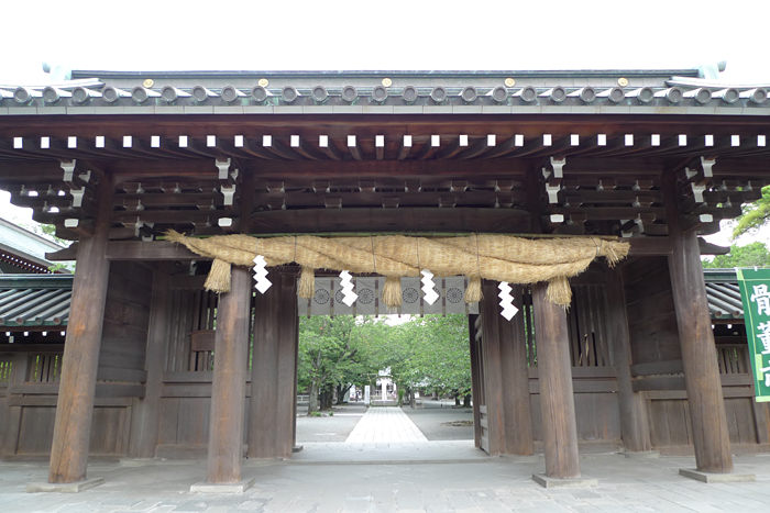 駿河の神社  三島大社  10
