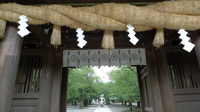 駿河の神社  三島大社  11