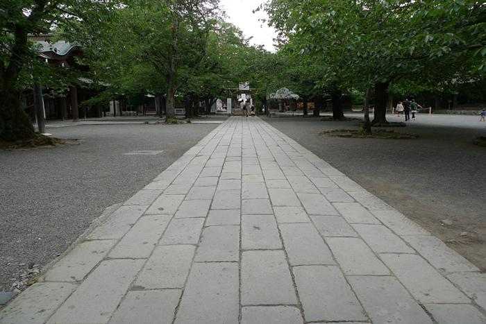 駿河の神社  三島大社  12