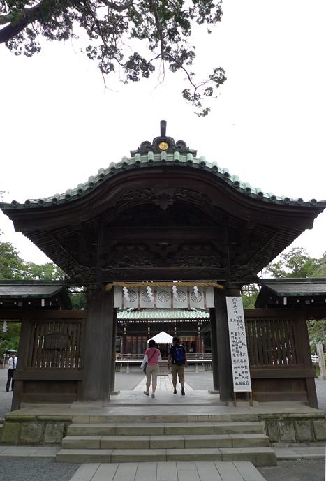駿河の神社  三島大社  16