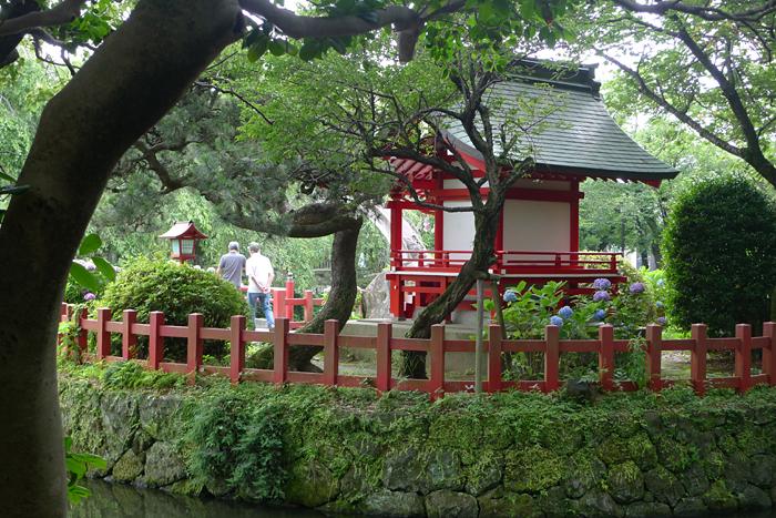 駿河の神社  三島大社  9