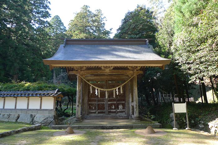 但馬の神社  粟鹿神社  5