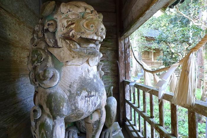 但馬の神社  粟鹿神社  13