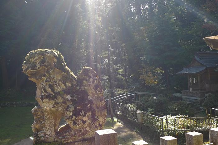 但馬の神社  粟鹿神社  30