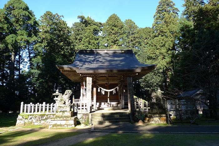 但馬の神社  粟鹿神社  21
