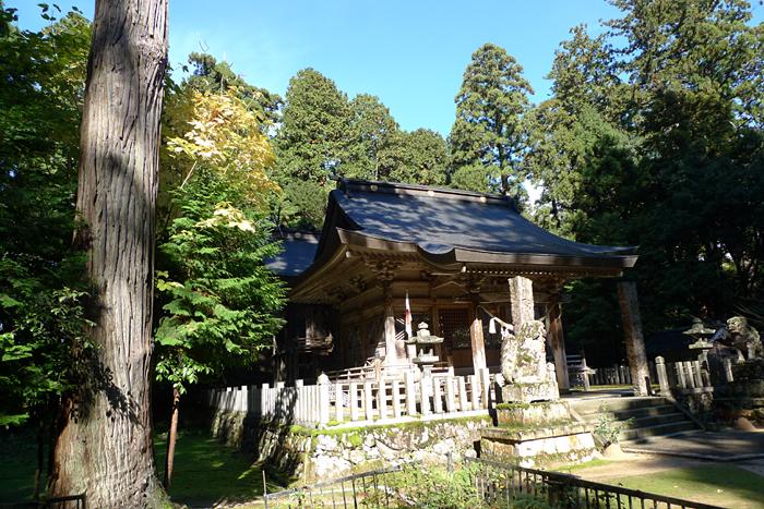 但馬の神社  粟鹿神社  34