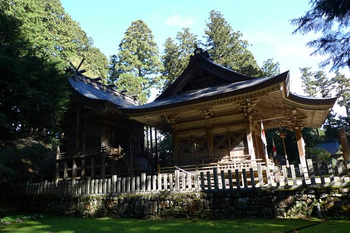 但馬の神社  粟鹿神社  36