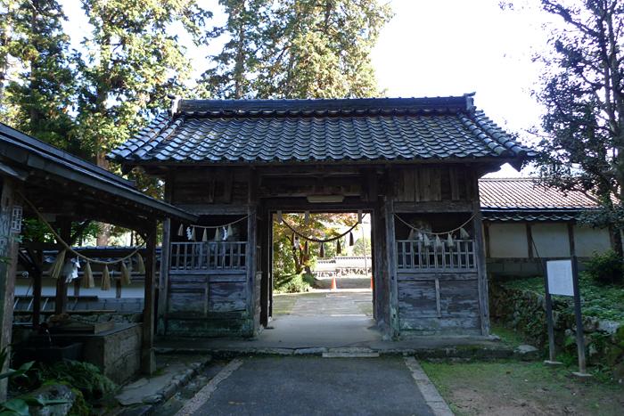 但馬の神社  粟鹿神社  12