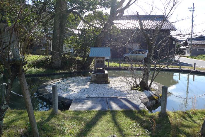 丹後の神社  斎宮神社(竹内神社)  3