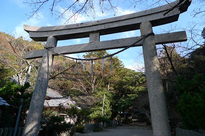 丹後の神社  斎宮神社(竹内神社)  4
