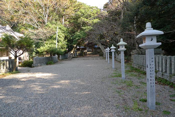 丹後の神社  斎宮神社(竹内神社)  5