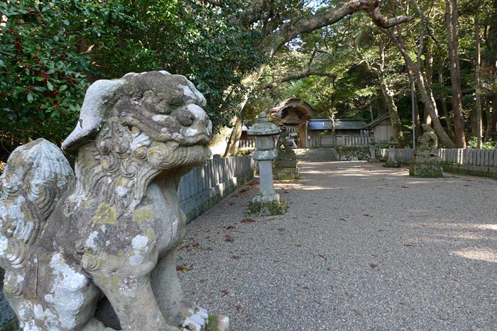 丹後の神社  斎宮神社(竹内神社)  7