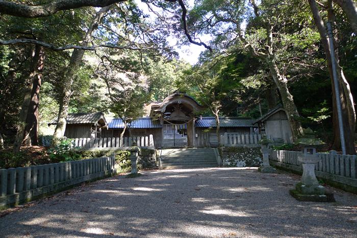 丹後の神社  斎宮神社(竹内神社)  8