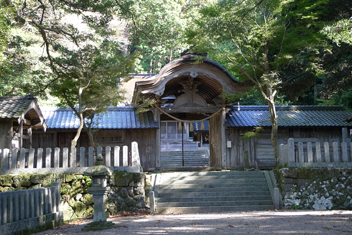 丹後の神社  斎宮神社(竹内神社)  9