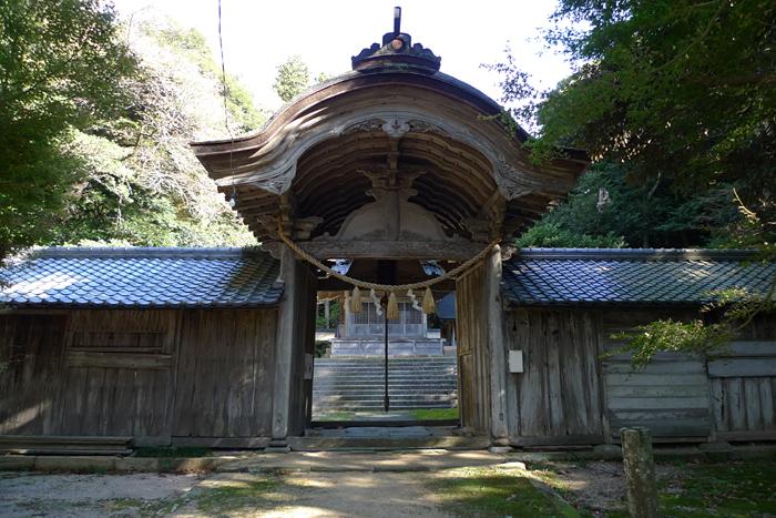 丹後の神社  斎宮神社(竹内神社)  10