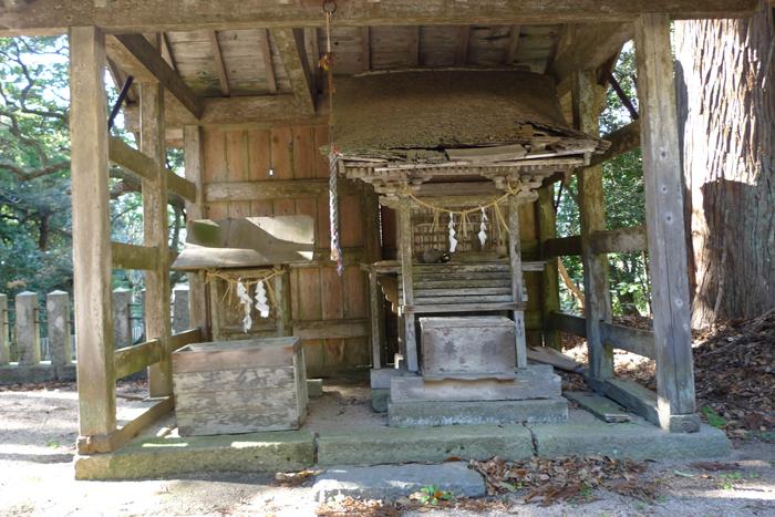 丹後の神社  斎宮神社(竹内神社)  11