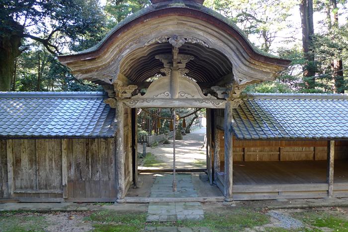 丹後の神社  斎宮神社(竹内神社)  15