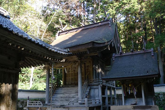 丹後の神社  斎宮神社(竹内神社)  16