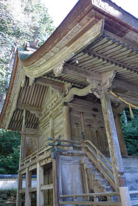 丹後の神社  斎宮神社(竹内神社)  21