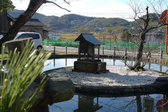 丹後の神社  斎宮神社(竹内神社)  23