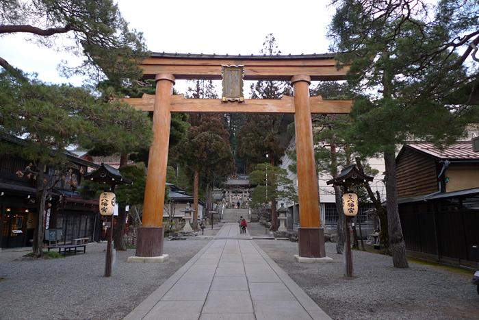 新春  2016  桜山八幡神社 1