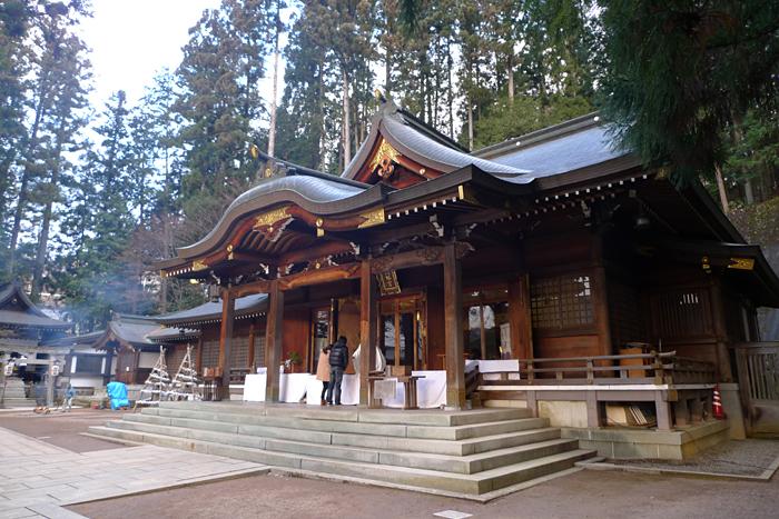 新春  2016  桜山八幡神社 2